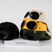 Geniş Ağız Şapka Şapka Yaz Gözlük Beyzbol Kap Kadın Unisex Güneş Gözlüğü Erkek BeyzbolCap