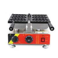 Food Processing Commercial Electric Honeycomb Waffle Maker New Kitchen Equipment