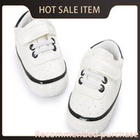 PU Leather Sports First Sneakers Kids Girls Shoes Walkers Unisex Casual Baby Boys Mmdmq