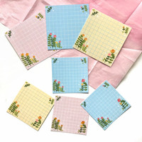Custom memo pad printing,office notepad sticky note manufacturer