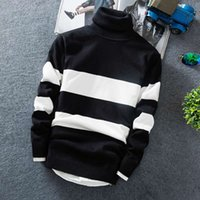 Cashmere Pullover Men 2021 New Fashion Turtleneck Thin Sweater Autumn Mens Sweaters Casual Men's Knitted Sweaters MY8071
