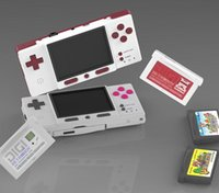 Portable Game Players Digiretro Boys - Console Retro Game, Compatible With Official GBA Card