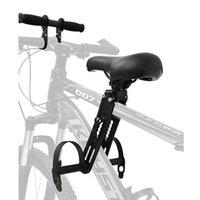 دراجة السروج الاطفال مقعد mtb للأطفال لينة الطفل الجبهة الطفل المقاود ركوب الدراجات دراجة المقود الإطار السرج