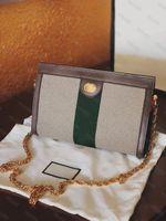 En Kaliteli Lüks Tasarımcı Tote Omuz Woemn Debriyaj Çanta Ücretsiz Duffle Naylon Deri Crossbody Orijinal Tek Çanta Ünlü G Opridia Çanta Lady Cüzdan Cüzdanlar