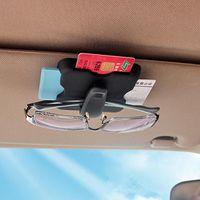 Other Interior Accessories Car Sun Visor Clip Sunglasses Holder IC Card For C S Max Edge Escape Fiesta 6 7 8 Ranger Transit