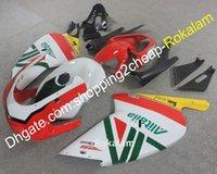 Kit de carrosserie RS125 pour Aprilia Cowling R S 125 2001 2002 2003 2004 2004 2005 Rs 125 Pièces de moto Classic Moto Caréning
