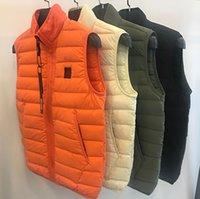 Topstoney 2020SS NE W Pattern Konng Gonng Vest 가을과 겨울 두꺼운 양복 조끼 패션 브랜드 고 버전 남성 의류
