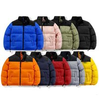 THE Outdoor sports north down jacket camouflage couple models velvet face sup Jackets fashion high quality Men's clothing