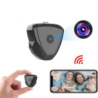 Mini WiFi Camera Wireless HD 1080P Portable Home Security Small Secret Cam With Motion Activated Night Vision Hidden Espion Cameras