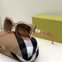 Alta calidad Nueva moda vintage gafas de sol mujeres diseñador de la marca mujer gafas de sol para mujer marco pequeño gafas de sol de señoras con cajas y caja 3746