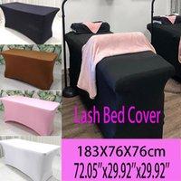 Tattoo Guns Kits Beauty Salon Massage Elastic Eyelash Extension Bed Cover Table Cloth Spa For Makeup