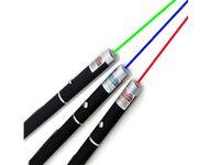 5mw 650nm Penna laser rossa Black Forby Visible Light Beach Laserpointer, Penna puntatore militare potente di alta qualità