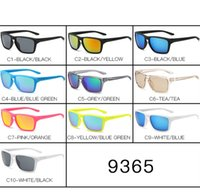 Summer Colorful Sports Goggles Brand Sunglasses For Men And ...
