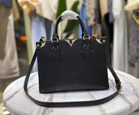 Femmes luxuries designers sacs à main M445779 Mesdames Sacs à provisions Sacs à main Sac à main Fashion Onthego PM Classic Letter Perive