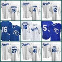16 Andrew Benintendi Kansas Custom City Royal 16 Bo Jackson Baseball Jersey 5 George Brett 13 Salvador Perez 4 Alex Gordon 41 Danny Duffy