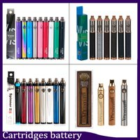 Vision Spinner 2 3S II III IIIS 1600mAh carbon Spinner 3 3S brass knuckles Variable Voltage Battery