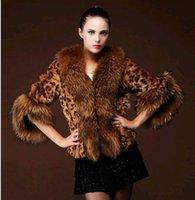 Pelliccia femminile Faux Urumbassa Leopard Leopardo Donne Cappotti Moda Ladies Luxury M-4XL Plus Size Cappotto Inverno Soft Walced Giacker