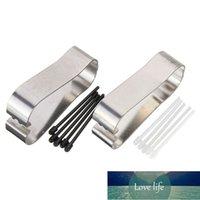 Pennelle di ricambio Stylus Stylus 1Set Touch Stylus con clip in metallo per S Pen Samsung Galaxy Nota 3/4/5