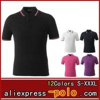 2021 HOGO The choice of summer classic fashion Short Sleeve Polo men's Shirt 108#,Drop shipping A3