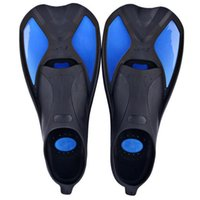 Fins & Gloves Professional Swimming Training Diving Silicone Equipment