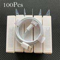 100 шт. / Лот 6 Поколебы Оригинальные кабели качества OEM 1 м / 3ft 2M / 6FT USB-кабель зарядки с пакетом