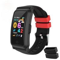 Smart Bracelets per bambini IP68 Impermeabile Bambini Smart Watch Smart Pressure monitor del sonno Monitor della frequenza cardiaca Monitor Sport Tracker