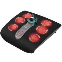 Massaggiatore del piede Shiatsu con calore, impastatura profonda Plus Ball di massaggio in resina