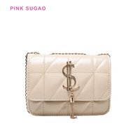 Designer Tote Bag Branded crossbody Luxurys Bags Handbag Shoulder_bag Pink sugao luxury fashion shoulder women purse pu leather 3 color ch