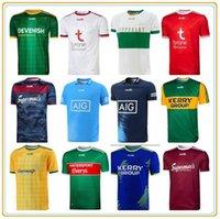 2021 GAA Kerry Tyrone Mayo Cork Meath Galway Dublin Rugby Jerseys ATH Cliath Gaillimh Tipperary Ciobraio Arann Imhirts