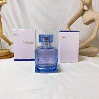 2021 Stokta Arabada Hava Spreyi Baccarat Rouge 540 Parfüm 70ml Exproit Eau De Parfum 2.4fl.OS Maison Paris Unisex Koku Uzun Ömürlü Koku Köln Sprey