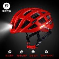 RockBros Riding Mountain Road Велосипедная шлем с лампой