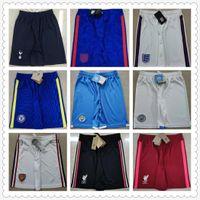 Top Thai Quality Футбольные майки мужские дизайнерские плавать короткие футбольные шорты футболки Джерси 2021 2022 ретро брюки Maillot de opy Camisa Futebol 666
