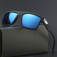 폭스 클래식 스포츠 선글라스 남자 여성 사각형 프레임 운전 낚시 여행 태양 안경 남성 야외 UV400 Eyewearwearwalesale