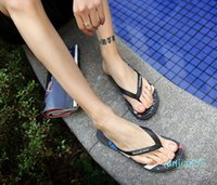 Summer Slippers Beach Indoor Flat Sandals Slippers House Flip Flops Men Women Sandal