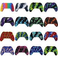 New Game Controller Skin Soft Gel Silicone Protective Cover Rubber Grip Case for Xbox one HY08
