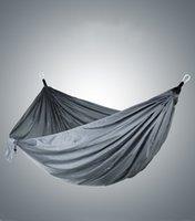 그물 침대 야외 더블 인칭 낙하산 그물 그물 휴대용 핸디 패브릭 모기장 넷 필드 하이킹 캠핑 텐트 가든 스윙 바다 HHC7531
