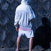 Sweats à Hodies Mode Couple Couple Mentions légales Lettre d'impression HIP HOP 7 Stylistes Dames Tenuilles décontractées 3D Reflective Male Vêtements pour femmes