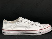 최고 품질의 공장 가격 프로모션 가격! 클래식 캔버스 신발 여성과 남성, 고 / 낮은 스타일 스니커즈 편안한 신발