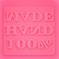 Kids DIY Handmade Mold Epoxy Resin Silicone Multi Colours Mini Square Soap Molds Baking Cake Chocolate Mould High Quality 0 8mn L2 2M91