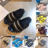 Mavi Eğik İşlemeli Jakarlı Bayan Sandalet Pamuk Platformu Katır Kama Topuk Gerçek Deri Lüks Kadın Ayakkabı 35-42