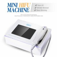 Effective Hifu Ultrasound Skin Lifting System Body Slimming Machine Weight Loss Care Anti Aging Beauty With 5 Cartridges