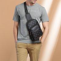 أزياء الرجال حقيبة يد حقيبة الكتف crossbody مطبوعة رسول حقائب أسود منقوشة مصمم نمط محفظة 30 ألوان انقر لرؤية الأصل الموافقة المسبقة عن علم # 0602