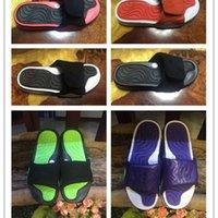 Mit Box Großhandel 4 Hausschuhe Sandalen HydrO IV-Folien Größe 8-13 Basketballschuhe 4s Sneakers