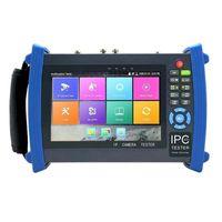 スマートパワープラグIPC-8600ADHSプラスIP TVI CVI AHD SDI CCTVカメラテスター4K H.265 WiFi Poe USプラグ