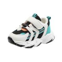 Малыш спортивные детские ботинки детские кроссовки для девочек мальчики детей обувь весна осень младенца бегущая обувь повседневная B7428