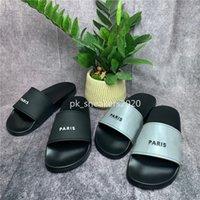 Las sandalias de las mujeres de la mejor calidad diapositivas de la moda de verano zapatillas interiores ancho flip flip flop con el tamaño de la caja EUR36-46