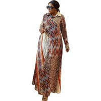 Ethnic Clothing African Dresses For Women 2021 Print Traditional Dashiki Plus Size Boubou Robe Africaine Femme Long Africa Maxi Dress Clothe