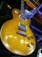 Guitarra eléctrica de alta calidad envejecido / reliquia Paul Kossoff, Hardware de Chrome