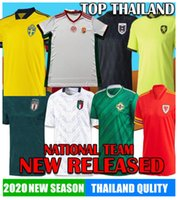 2021 euros Irlande du Nord Écosse Suisse Suisse Jersey Soccer Jersey Autriche Muller Hongrie Italie Suède Russie Tchèque Football Calcio