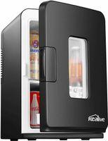 15L Pequeño refrigerador Pequeño Coche Congelador Mini refrigerador Camping al aire libre